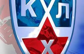 Обзор матчей КХЛ.